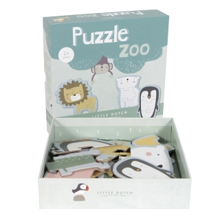 Puzzle ZOO - Little Dutch